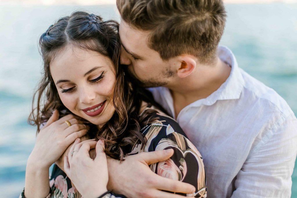 verliebtes Paar Italien Paarfotoshooting Venedig Verlobungsshooting