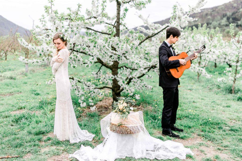 Wien Hochzeitsfotograf Wachau Hochzeit Wachau heiraten Frühlingshochzeit Vintagehochzeit Wien Bohohochzeit