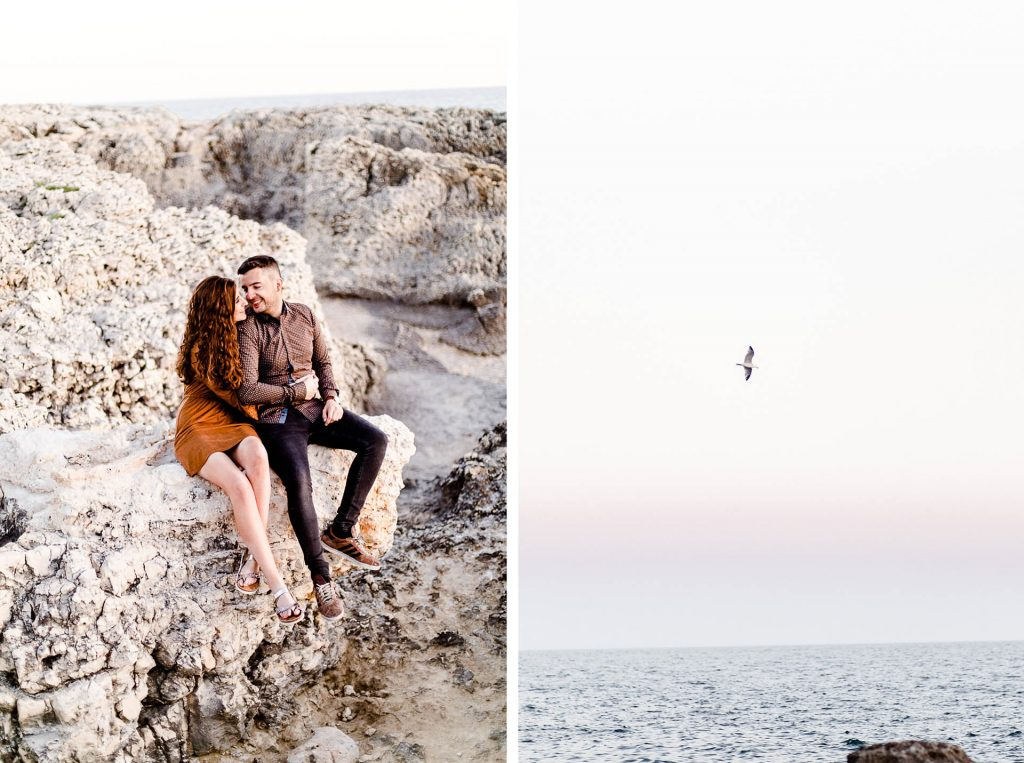 Paarshooting Mallorca Hochzeitsfoto