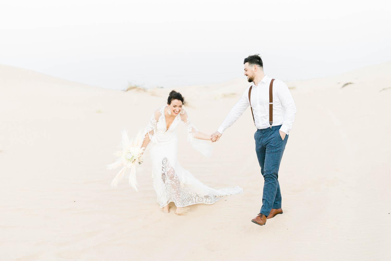 Hochzeitsfotograf Wien Hochzeitsfotos Wüste After Wedding Shooting Dubai