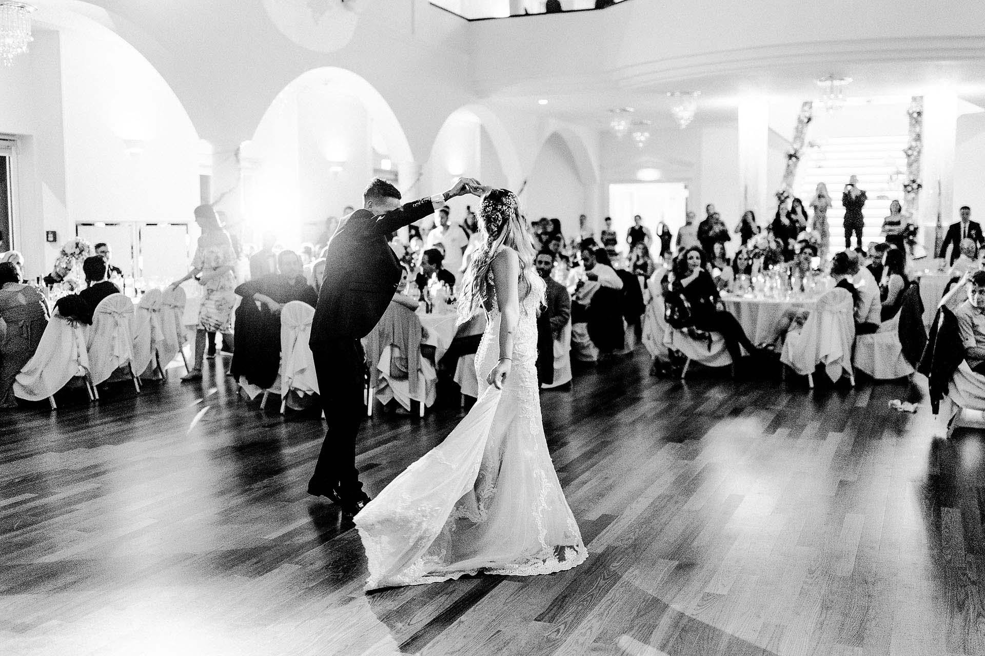First Dance Hochzeitstanz erster Tanz