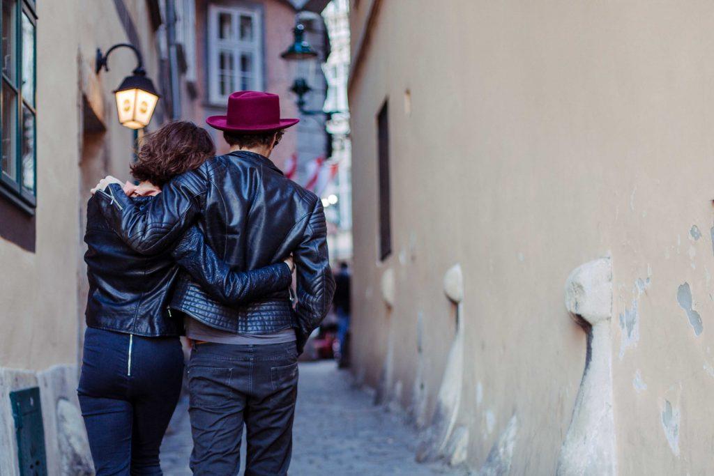 Paarshooting in Wien Paarfotoshooting Hochzeit Innenstadt Wien heiraten