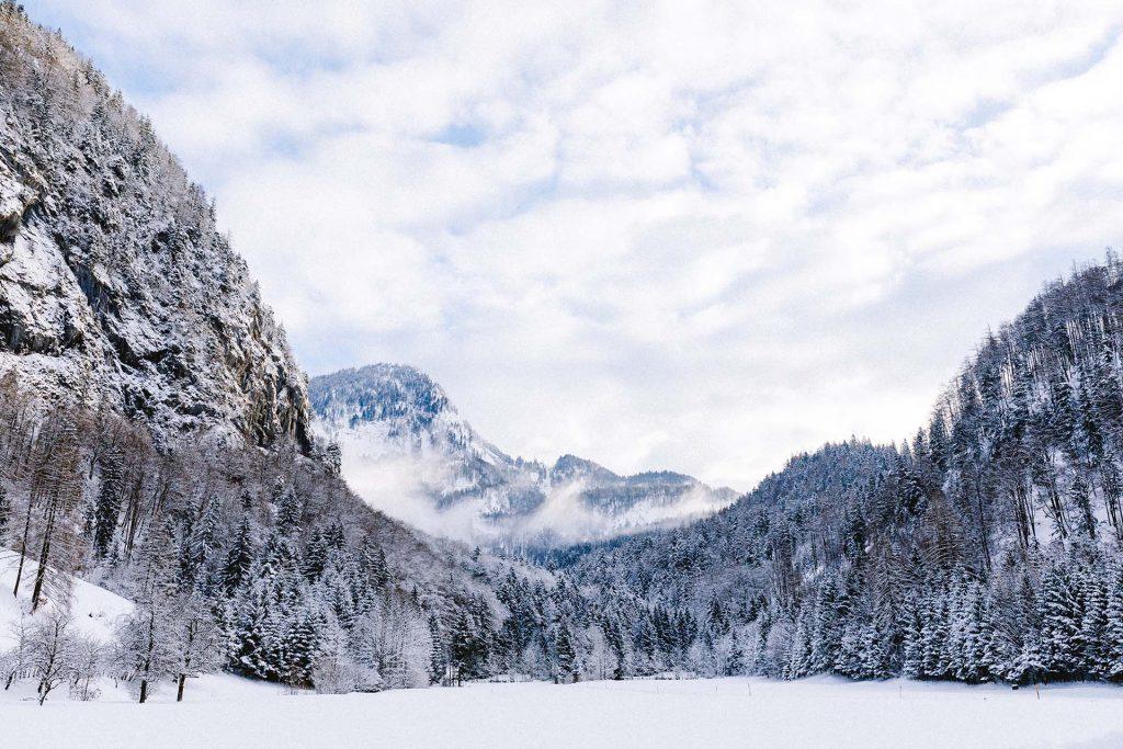Paarfotoshooting Schnee Paarfotos