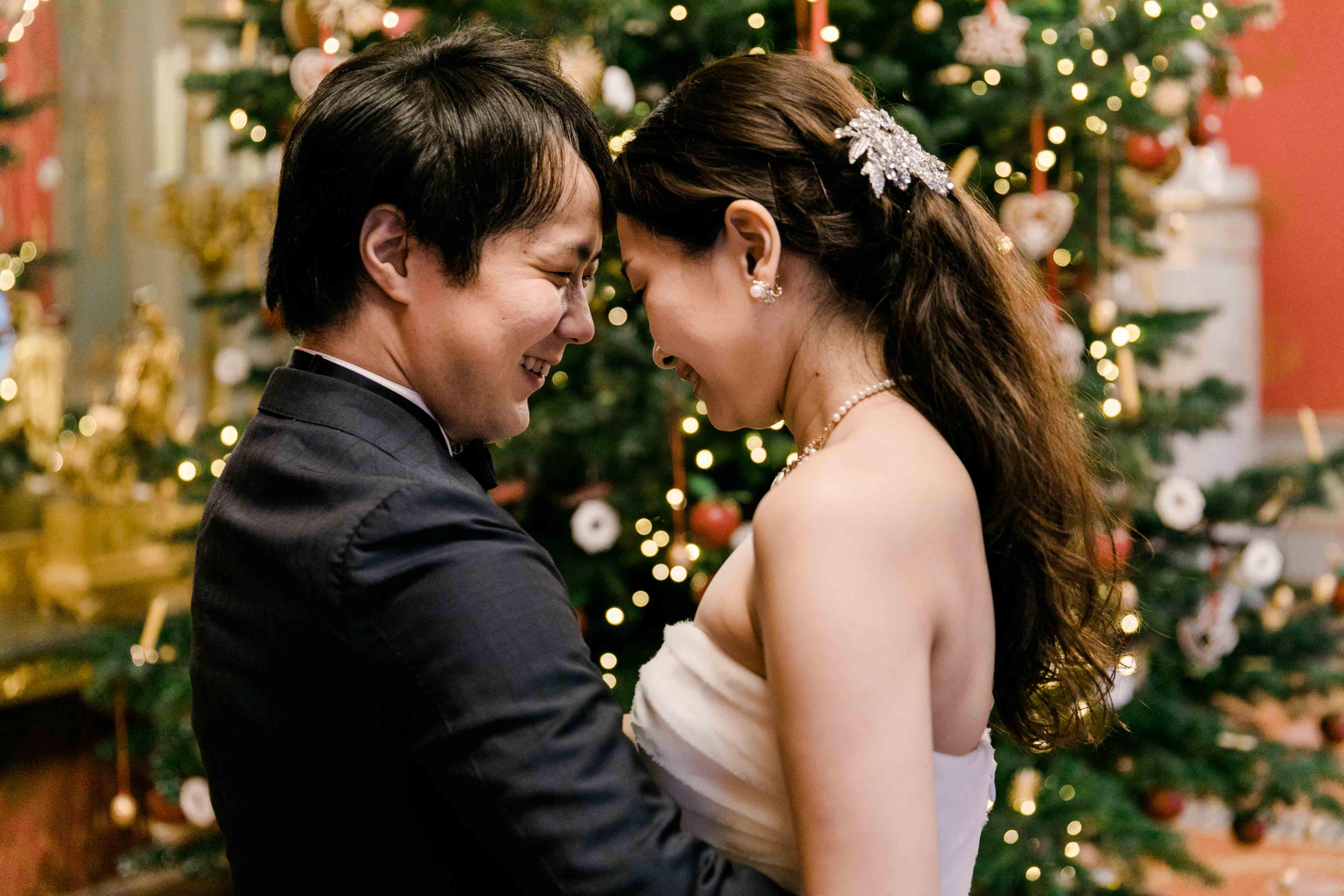 Prinzessinnen Boho Hochzeit Albertina heiraten Wien Hochzeitsfotograf Hochzeit in der Albertina Weihnachstsgeschenk Weihnachten Geschenk Paarshooting Verliebte