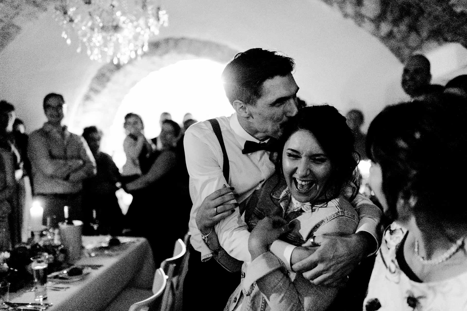 Himmelblau Rust Boho-Hochzeit Burgenland heiraten Boho First Dance