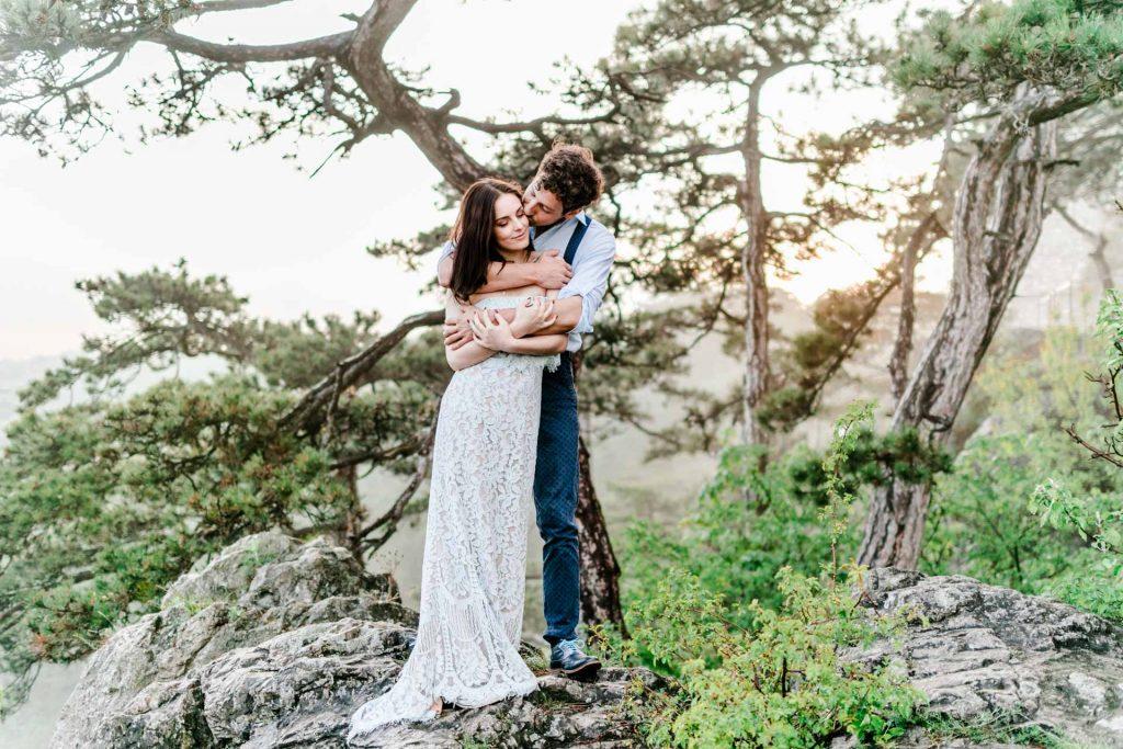Hochzeitsfotograf Mödling heiraten standesamtlich Hinterbrühl fine art Wedding helle Hochzeitsfotos natürlich