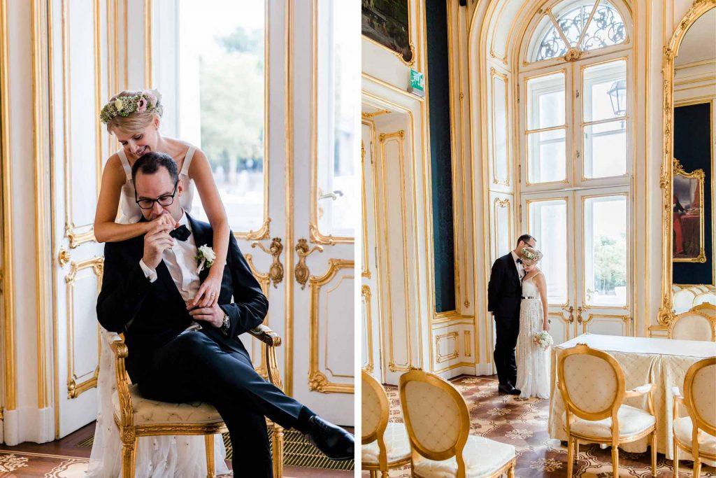 Denise Kerstin Hochzeitsfotograf Wien Hochzeit in Wien Palais Coburg heiraten Fine-Art Fotos Fiakerfahrt Wien Tiffany Verlobungsring Hochzeit Palais Coburg Hochzeitsfotos