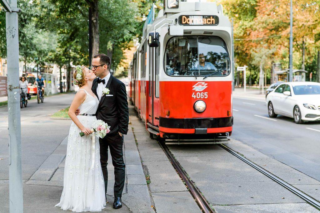 Palais Coburg heiraten Hochzeitsfotograf Wien Fiaker