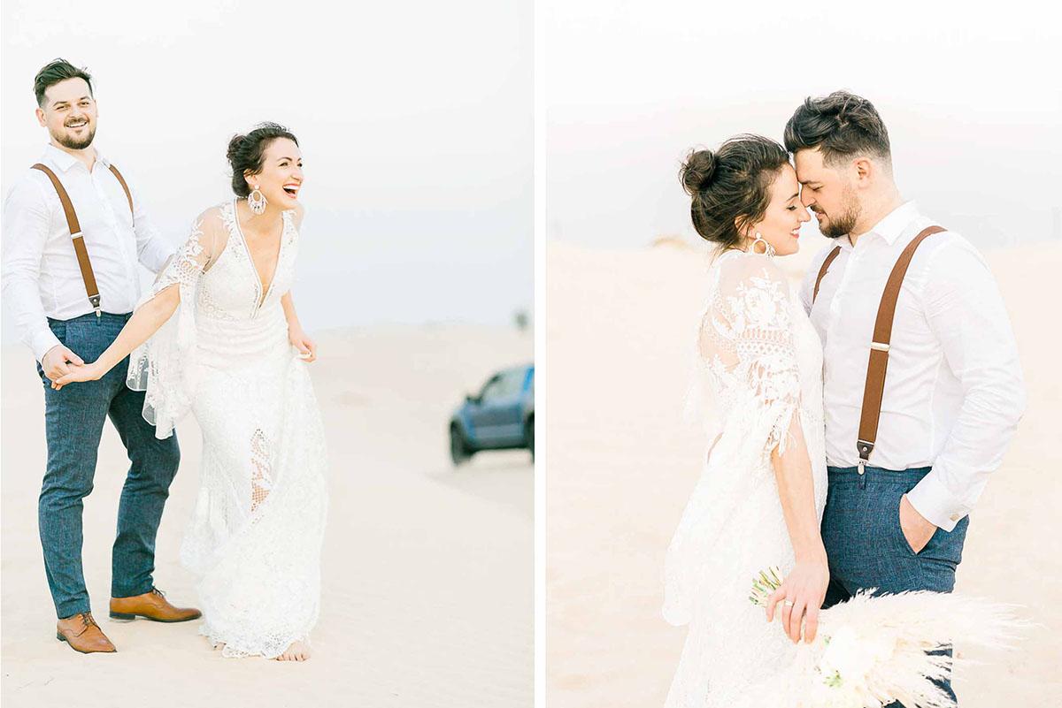 natürliche Hochzeitsfotos authentische Fotos Hochzeit Paare Posen
