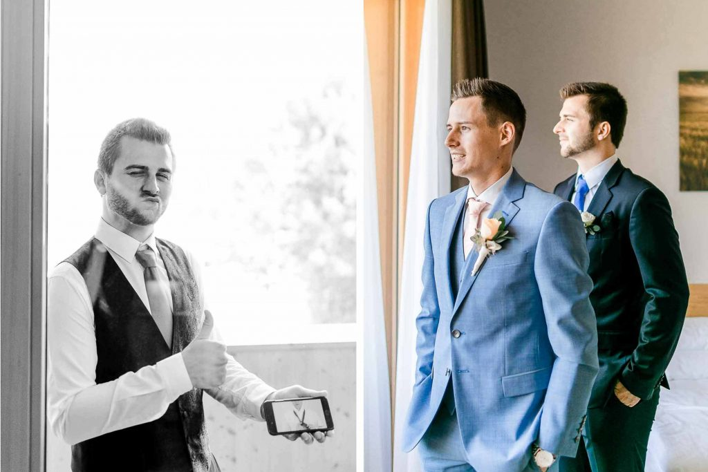Hochzeit Niederösterreich heiraten Bohohochzeit Vintagehochzeit Hochzeitsanzug Joop Krawatte binden YouTube
