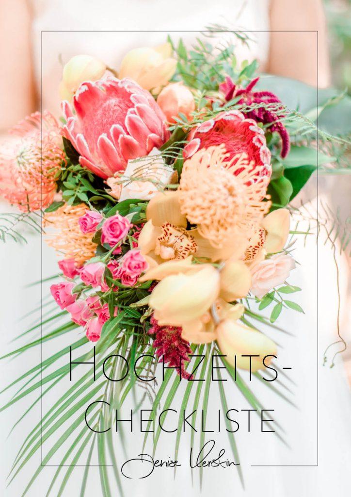 Hochzeitstipps Hochzeitscheckliste