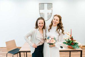 standesamtlich heiraten in Wien Hochzeit Standesamt heiraten Wien Innenstadt paarfotos