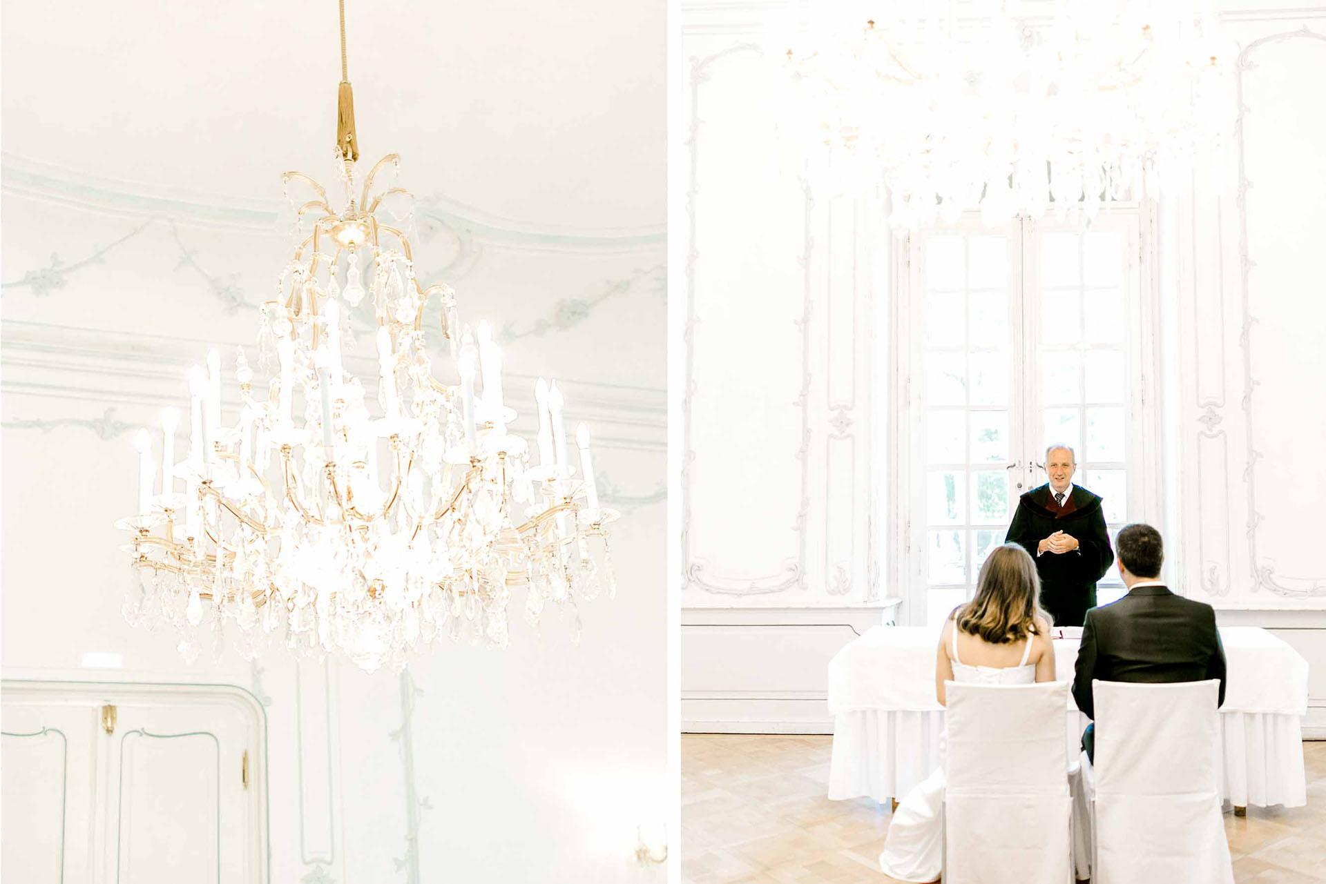 Mödling heiraten Standesamt Schloss Hunyadi